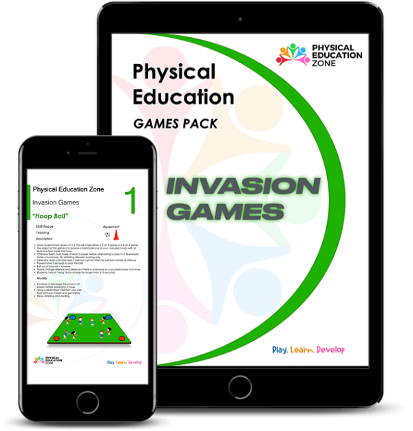 Physical Education Games - Invasion Games